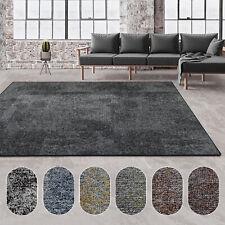 Teppich York Wohnteppich Läufer Stufenmatten viele Farben & Größen Meterware