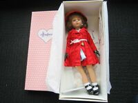 """1997 Effanbee 19"""" American Child Stamp doll -  with C.O.A."""