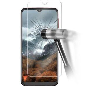 UK 100% Genuine Tempered Glass Screen Protector Film For Motorola Moto G8 Play