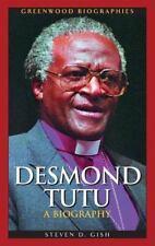 Desmond Tutu: A Biography (Hardback or Cased Book)