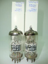 1 X CV2492 = 6922 BRIMAR TUBES. NOS TUBES. PRICE IS FOR 1 PC.CRYOTREATED