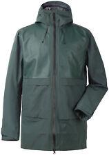Didriksons Outdoorjacke Jacke Tony Men's Parka  dunkelgrün winddicht Unifarben