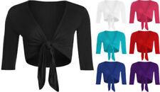 Long Sleeve Plus Size Crop Tops for Women