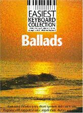 Easiest Keyboard Collection - Ballads