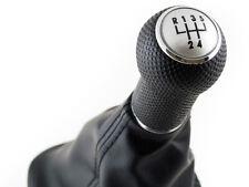 VW GOLF MK4 4 IV BORA 98-05 BOIS POMMEAU LEVIER VITESSE + SOUFFLET CADRE // 12mm