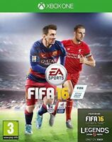 FIFA 16 Xbox One - MINT - 1st Class FAST & FREE Delivery