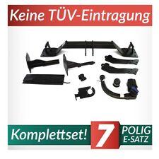 Für BMW X5 E53 00-07 Kpl. Anhängerkupplung abnehmbar+E-Satz 7p