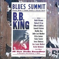B.B. KING - BLUES SUMMIT  CD NEW!