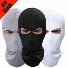 Summer  Thin Sun UV Windproof Full Face Mask Cycling Balaclava Head Wrap US