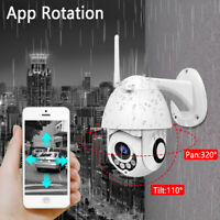 1080P WIFI IP Camera Dome Wireless Outdoor CCTV HD Home Security IR Cam IP66
