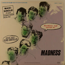 "MADNESS TOMORROW´S JUST ANOTHER DAY 12"" MAXI SINGLE (h211)"