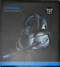 Onikuma Gaming Headset K5 with Mic