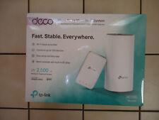 TP-Link Deco E3 AC1200 Whole Home Mesh Wi-Fi System Automation Kit