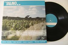 SALAKO - RE-INVENTING PUNCTUATION - LP VINYL GATEFOLD JEEPSTER RECORDS UK PRESS