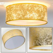 Plafonnier Lampe de corridor Lampe à suspension dorée Lampe de cuisine 162149