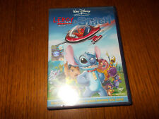 DVD DISNEY LEROY & STITCH