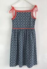 ORLA KIELY WOMEN'S SHADOW FLOWER JERSEY SUN DRESS - Size UK-S