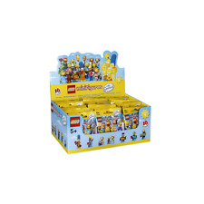 LEGO Simpsons Series 2 - Collectible Minifigures - Sealed box of 60 71009 CMF
