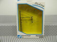 Sommerfeldt Mast mit Rohrausleger 1-3 Gleise TT Art NEU 475