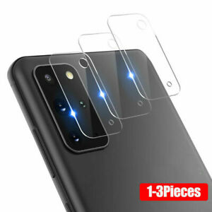 9H Tempered Glass Rear Camera Lens Protector Cover Samsung S20 S21+Note 20 Ultra