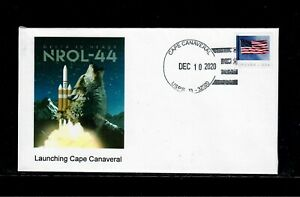 Norwood Cachet Delta IV Heavy NROL-44 Launch Cover - Only 6 Covers Made