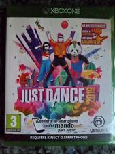 Just Dance 2019 Xbox One Nuevo Canta baila fitness fiesta 40 hits Lady Gaga.