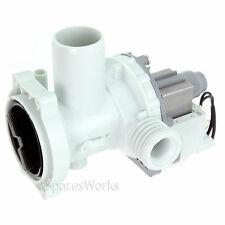 Zanussi Washing Machine Drain Pump Washer Dryer Genuine Spare Part