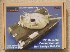 Rare 1/35 Legend Idf Magach 3 Conversion Set for Tamiya M48A3