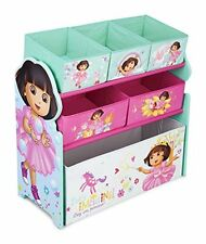 Multi Bin Toy Organizer, Nick Jr. Dora The Explorer
