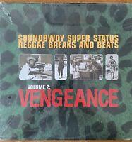 Soundboy Superstatus Reggae Breaks And Beats Volume 2 - Dancehall Vinyl LP