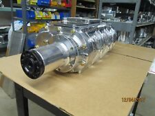 Rebuilt 6v71 blower street rod SBC hot rod rat 350 drag sand w/ snout
