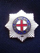 British Army HM Queens COLDSTREAM GUARDS Regimental Military Lapel/Tie Pin Badge