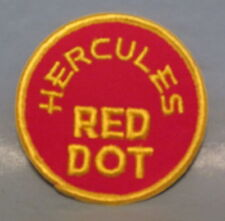 Used Hercules Red Dot Shooting Patch Hunting Pistol/ Rifle