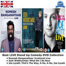 The BAFTA nominated star of Asian Provocateur Best LIVE Stand Up Comedy UK DVD