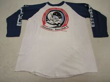 VINTAGE NASA COLUMBIA SPACELAB 1 SPACE SHUTTLE T-SHIRT 3/4 SLEEVE PERFECT SHAPE