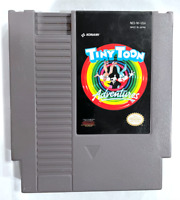 Tiny Toon Adventures 1 ORIGINAL NINTENDO NES GAME Tested ++ WORKING ++ AUTHENTIC