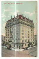 Hotel Navarre NEW YORK CITY Manhattan Vintage NY Postcard
