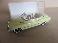 726I Rare Solido 4512 France Buick Super 1950 Cabriolet Jaune 1:43