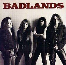 Badlands - Badlands, self titled 1989 CD Jake E. Lee, Eric Singer