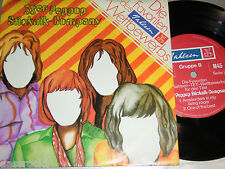 """7"""" EP-After Shave/one of the best & Amsterdam-Bahlsen concorrenza 1971 RAR"""