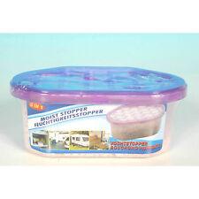 4 x Feuchtigkeitskiller 3 in 1 Luftentfeuchter Feuchtigkeit stopper 100gr/0,66€