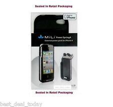 Mili Power Spring 4 Pack Battery Case Iphone 4G 1600mah
