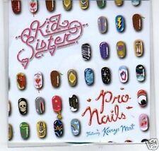 (C26) Kid Sister, Pro Nails ft Kanye West - DJ CD