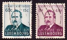 "LUXEMBOURG: SCARCE 1952 USED ""Semi-Postal"" Scott# B173 (plus #B170)"