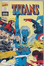 BD--TITANS N° 185--STAN LEE--SEMIC / JUIN 1994