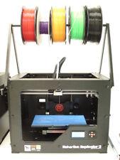 Makerbot Replicator 2 Overhead Spool Holder. Change material Super Fast & Easy!