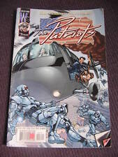 WILDSTORM COMICS - THE PATRIOTS #3
