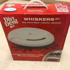 New Dirt Devil Whiskers SV The Hard Floor Robot Vacuum