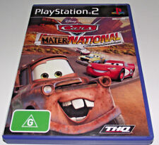 Cars Mater National Championship PS2 PAL *Complete*