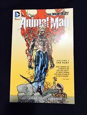 DC Comics New 52 Animal Man Vol 1: The Hunt TPB Lemire Foreman